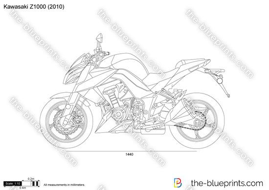 Kawasaki Z1000 Motorcycle Kawasaki Ninja ZX-11 Wiring