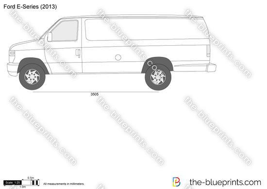 Ford E-Series E-350 Super Duty Extended Length Wagon