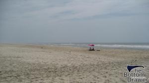 Beach on Ocracoke Island