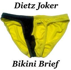 Dietz Joker Bikini Brief Review