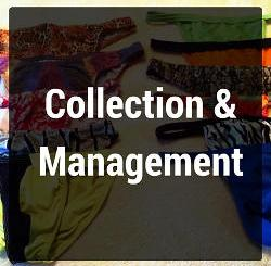 My Underwear Collection and Management