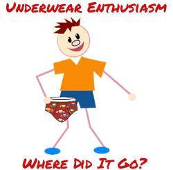 Underwear Enthusiasm: Where did it go?
