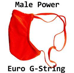Male Power Euro G-String Review