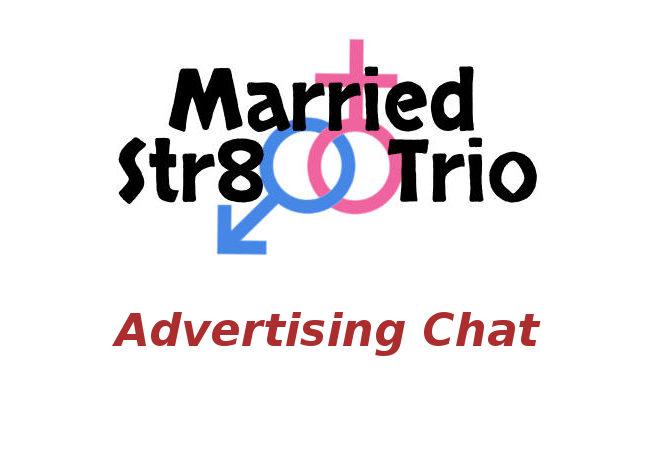 Married Str8 Trio - Men's Underwear Swimwear Advertising Chat
