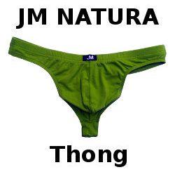 JM NATURA Thong Review