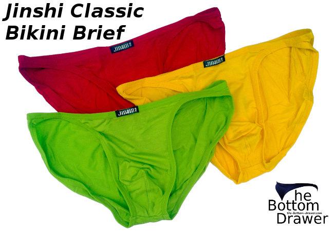 Jinshi Classic Bikini Brief Review