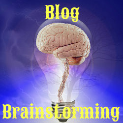 Blog Changes Brainstorming