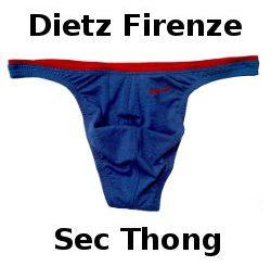Dietz Firenze Sec Thong Review