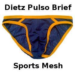 Dietz Pulso Bikini Brief - Sports Mesh Review