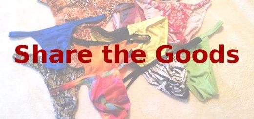 Share the Goods (Underwear and Swimwear)