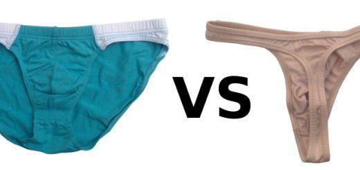 Bikinis vs Thongs