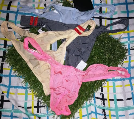 Assorted Thongs