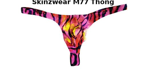 Skinzwear M77 thong review
