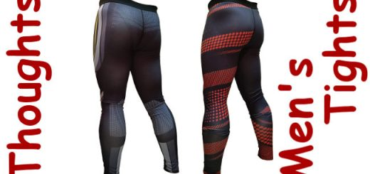 exercise running men's tights
