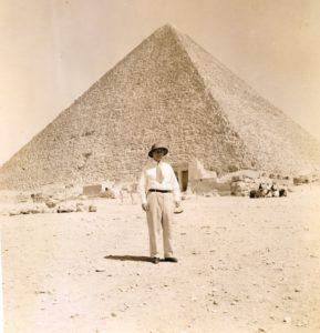 Jack Rue in WWII