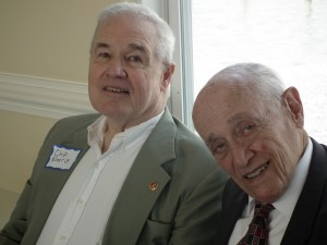 Mayor Chip Norris & Gov. Marvin Mandel / The Chesapeake photo