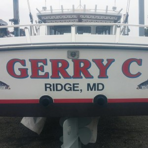 The Gerry C had recently been equipped with a new $50,000 engine.