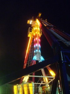 Ocean City amusement ride