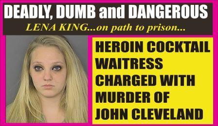 deadly dumb dangerous Lena King