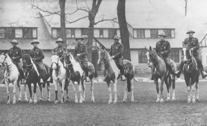 Maryland State Police Mounted Patrol