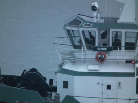 One man's office is another's tugboat. THE CHESAPEAKE TODAY