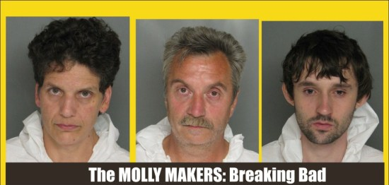The Molly Makers: •Priscilla W Sheldon-Cost, Thomas Ronald Joyave, •Vincent Mark Ricker