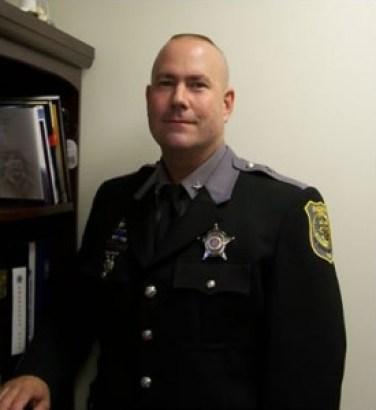 Queen Anne County Md. Sheriff Gary Hofman
