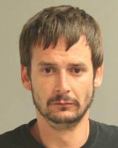 Michael Liam Garvey burglary arrest