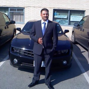 Jorge Troca, photo from Facebook. Found dead in Princess Bayside Motel in Ocean City, Md.