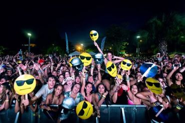 Only ONE overdose death at Mad Decent Block Party!  More to come!