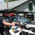 Queen Anne's County Sheriff's Office motor officer