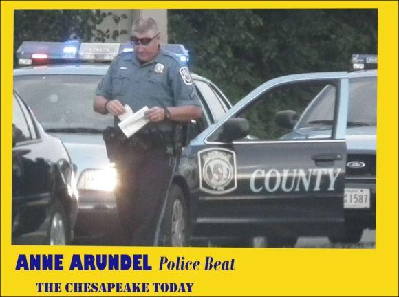 Anne Arundel Police Beat