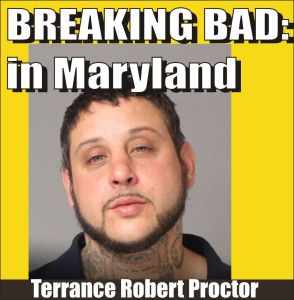 Breaking Bad in Maryland