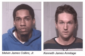 Two charged in Ocean City with several burglaries.