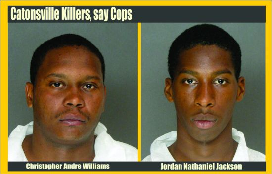 Catonsville Killers Say Cops