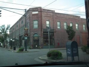 Denton Bank & Trust in Denton, Maryland. THE CHESAPEAKE TODAY photo