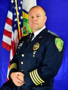 Dover Police Chief Paul M. Bernat