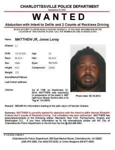 Jesse Leroy Matthew Jr. connected by DNA to murder