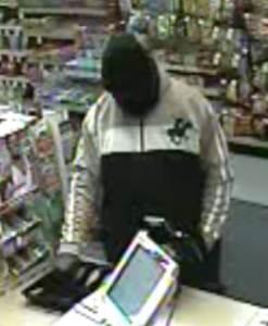 CVS Robber in Glen Burnie 113014