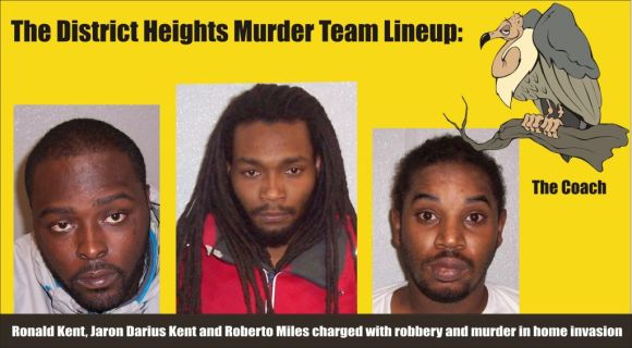 District Heights Murder Team 120414