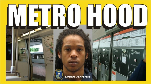 Metro Hood Darius Jennings charged in armed carjacking