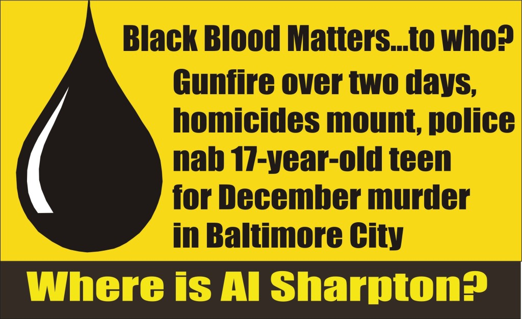 Black blood matters to who