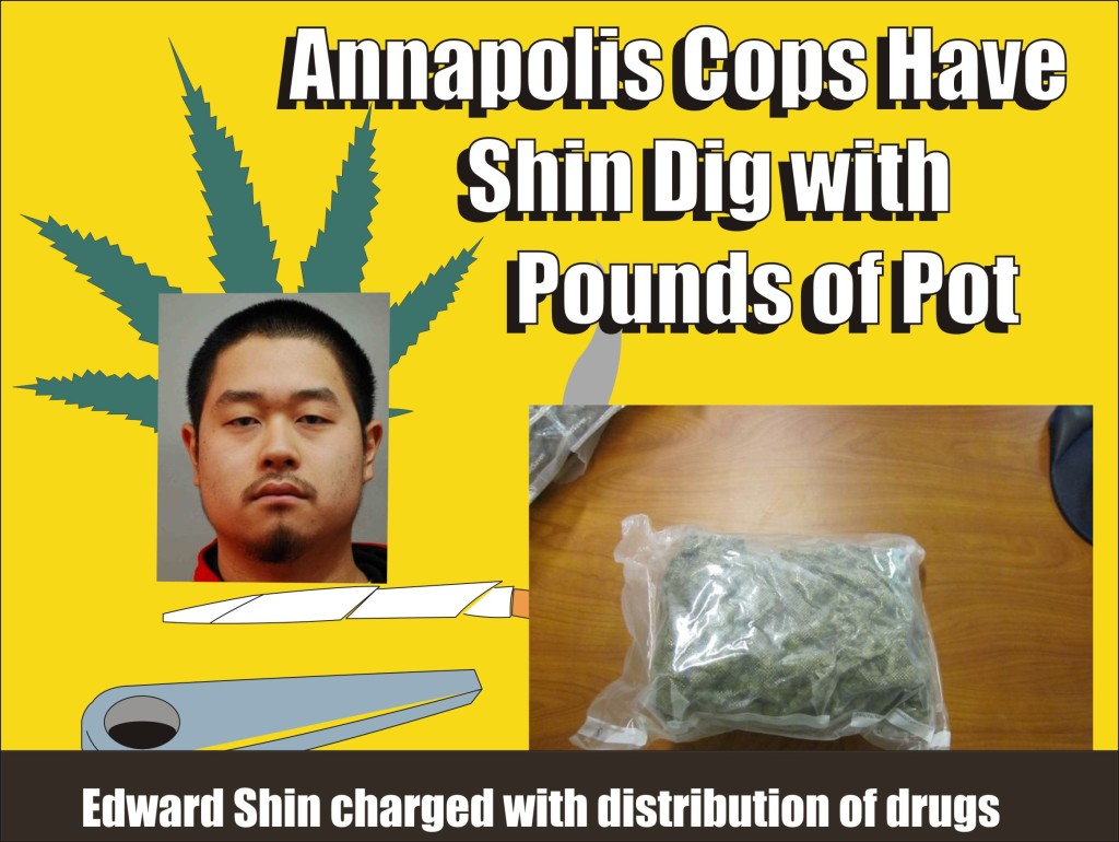 Edward Shin charged with drug distribution