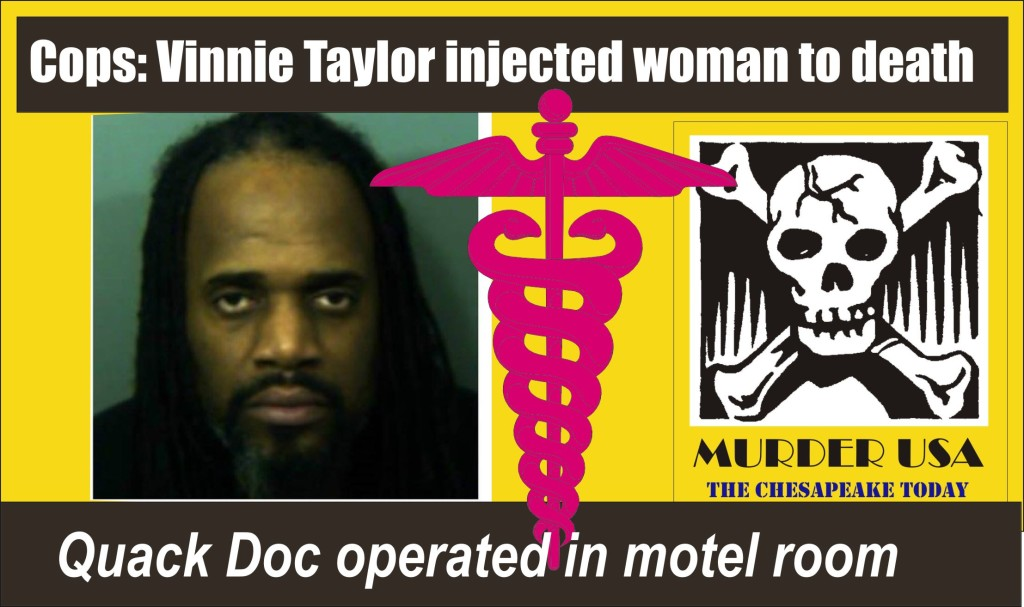 Quack doc operated in motel room killed woman with injections