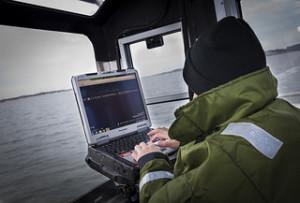 NRP enforcement off shore