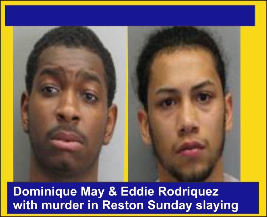 Reston murder charged