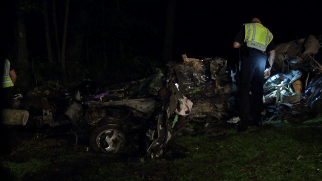 Three dead at Girdletree Md crash WMDT
