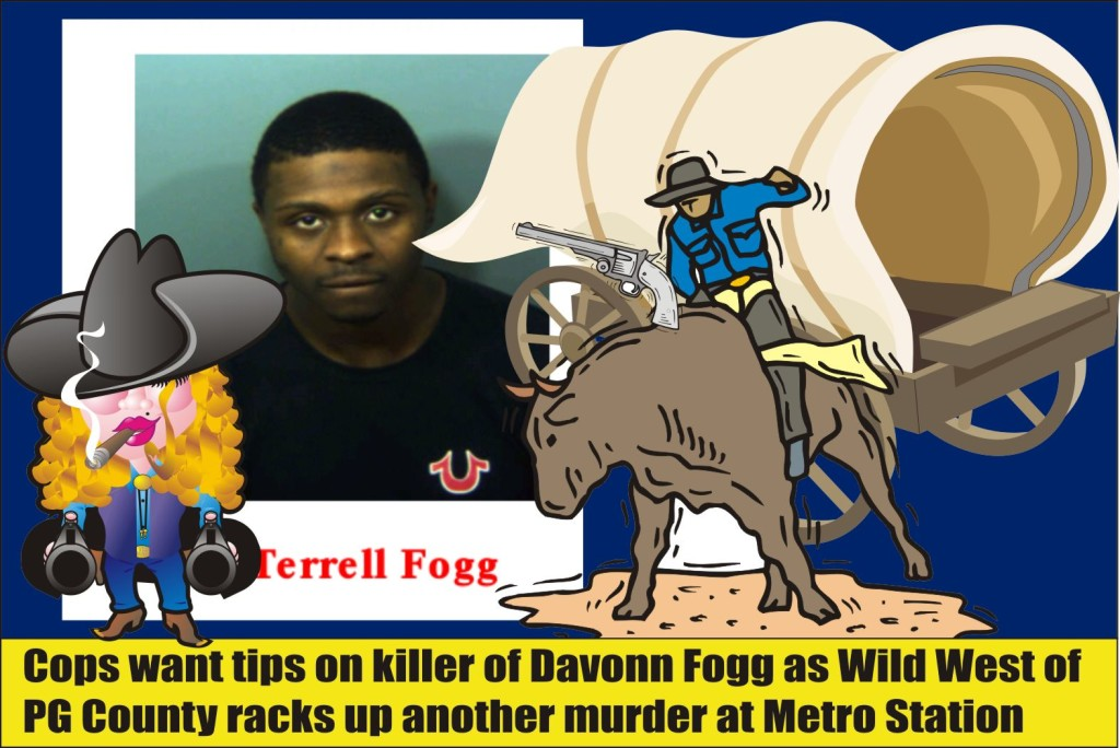 Cops want tips on killer of Davonn Fogg at Capitol Heights Metro Station