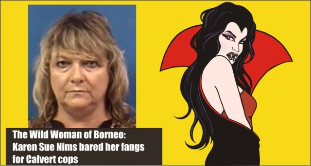 Wild Woman of Borneo Karen Sue Nims