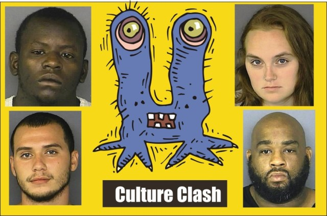 Culture Clash drug suspects rounded up by St Mary's Narco Squad